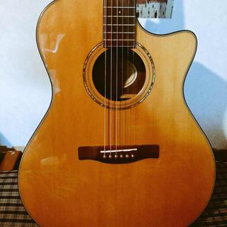 フェンダー(Fender)のFenderフェンダー(エレアコ)GA-45SCE 中古(アコースティックギター)
