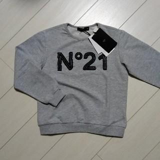 ヌメロヴェントゥーノ N°21 キッズ トレーナー 新品