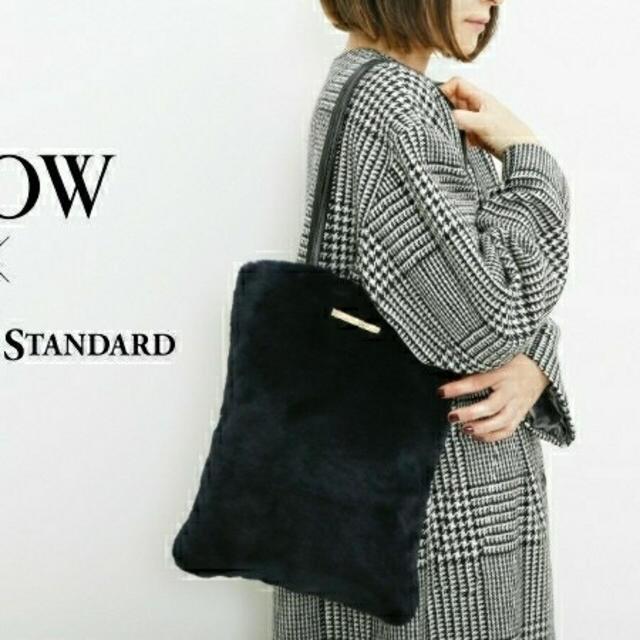 JOURNAL STANDARD(ジャーナルスタンダード)の*三連休sale* glow ジャーナルスタンダード 高級ふぁーバック エンタメ/ホビーの雑誌(ファッション)の商品写真