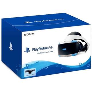 プレイステーションヴィーアール(PlayStation VR)の新品!SONY PlayStation VR カメラ同梱版 CUHJ-16003(家庭用ゲーム機本体)