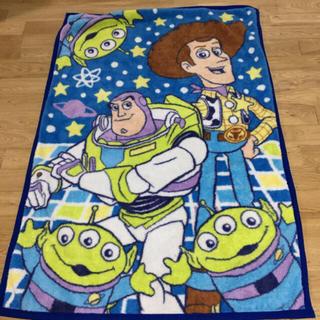 トイストーリー(トイ・ストーリー)のトイストーリー 子供用毛布 toystory お昼寝 (毛布)