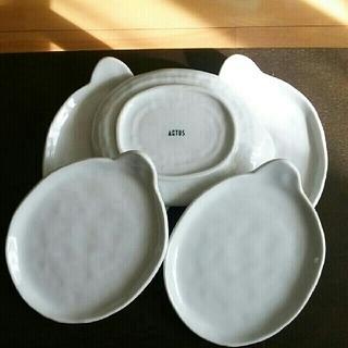 アクタス(ACTUS)のACTUS 5枚セット皿(食器)