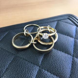 マルタンマルジェラ(Maison Martin Margiela)のジュン様 専用(リング(指輪))