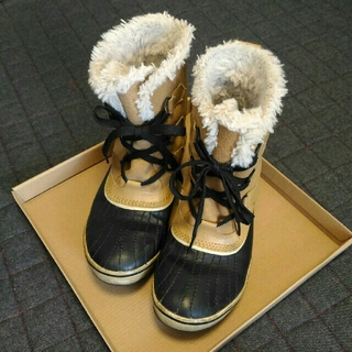 ソレル(SOREL)の《ナギ様専用》SOREL ブーツ サイズ24(ブーツ)