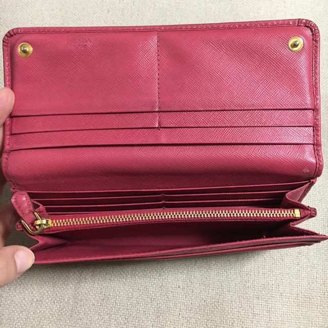 PRADA(プラダ)のPRADA♡お財布 レディースのファッション小物(財布)の商品写真