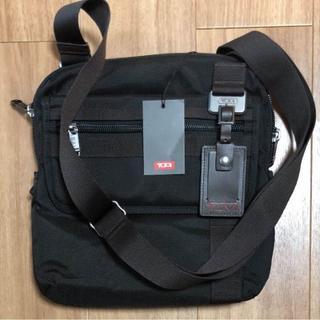 トゥミ(TUMI)のほぼ未使用‼️TUMI日本未発売モデル メツセンジャーBAG(メッセンジャーバッグ)