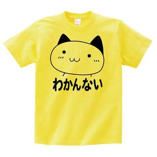 わかんない Tシャツ  フィッシャーズ ンダホ 着用モデル(Tシャツ/カットソー(半袖/袖なし))