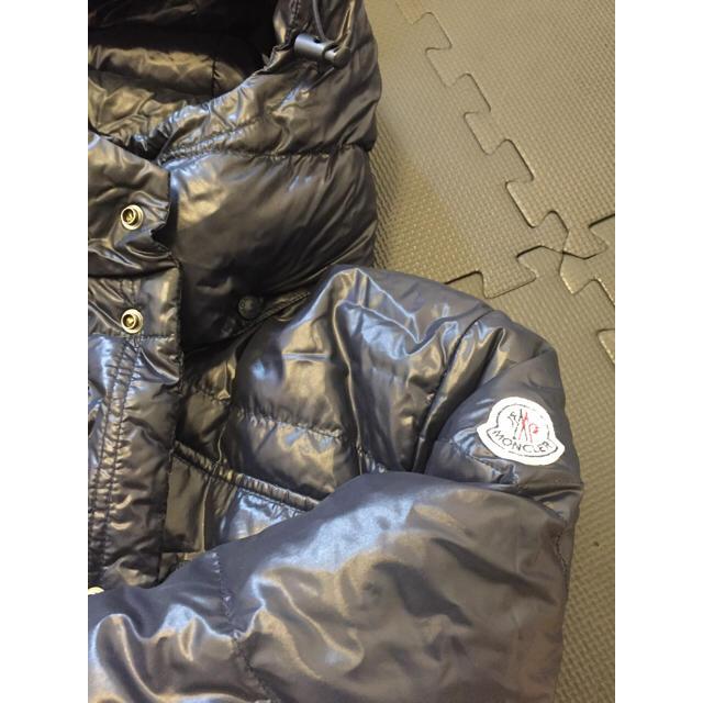 MONCLER(モンクレール)のモンクレール k2 ダウンジャケット ネイビー サイズo メンズのジャケット/アウター(ダウンジャケット)の商品写真