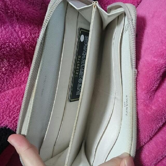 CHANEL(シャネル)のシャネル 財布 正規品 レディースのファッション小物(財布)の商品写真