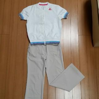 マンシングウェア(Munsingwear)のマンシングウェアゴルフパンツ(13号)(ウエア)