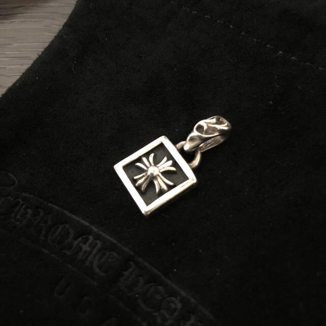 Chrome Hearts(クロムハーツ)のking of rock様専用  フレームドチャーム/CHプラス ネックレス メンズのアクセサリー(ネックレス)の商品写真