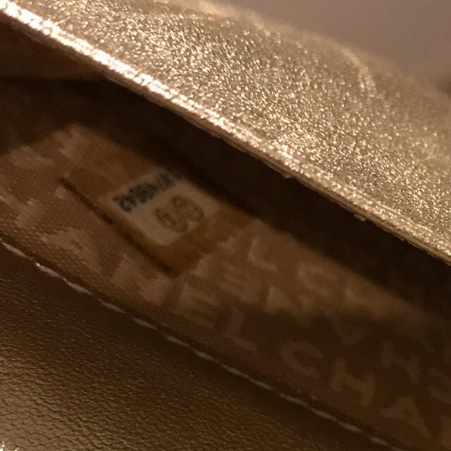 CHANEL(シャネル)のCHANEL デニム長財布  らむ様専用 レディースのファッション小物(財布)の商品写真