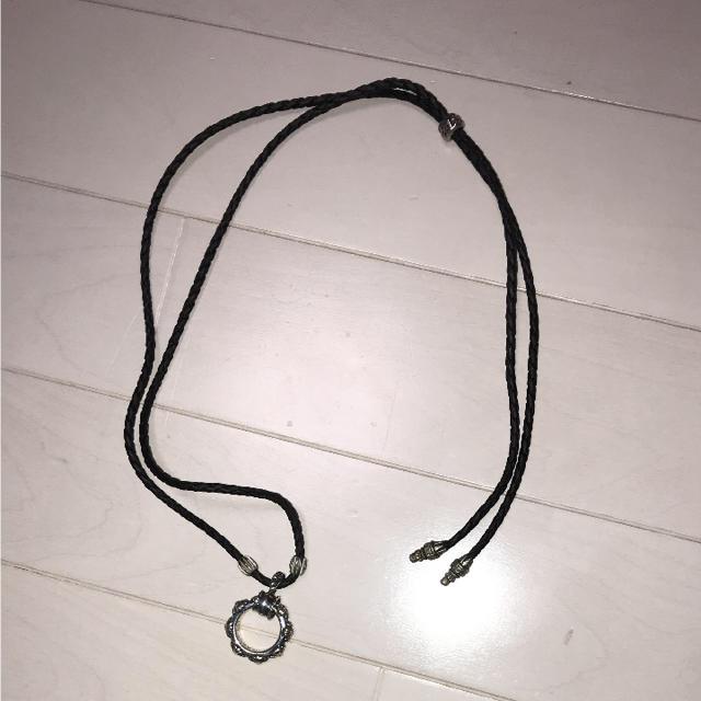 Chrome Hearts(クロムハーツ)のクロムハーツのネックレス メンズのアクセサリー(ネックレス)の商品写真