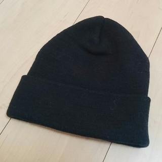 ムルーア(MURUA)のムルーア  ニット帽 黒(ニット帽/ビーニー)