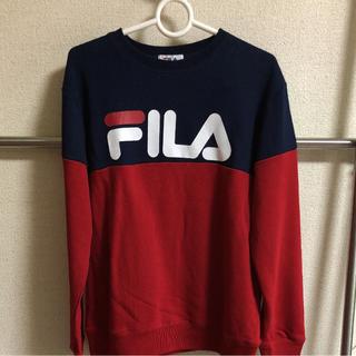 フィラ(FILA)のFILA トレーナー M(トレーナー/スウェット)