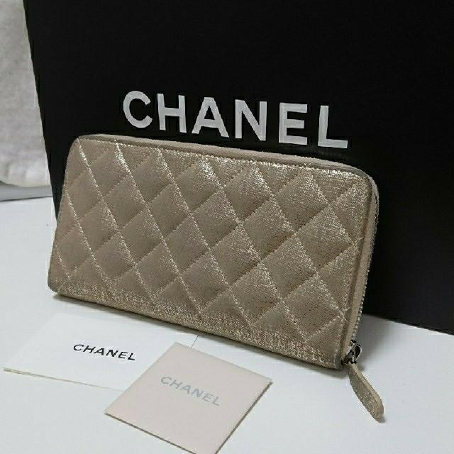 CHANEL(シャネル)のりんらん様専用です!   CHANEL 長財布 レディースのファッション小物(財布)の商品写真