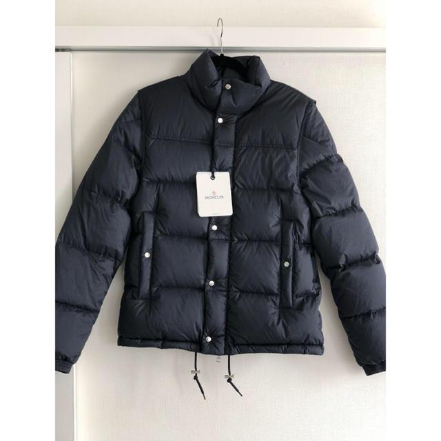 MONCLER(モンクレール)のモンクレール メンズ ダウンジャケット 新品未使用 メンズのジャケット/アウター(ダウンジャケット)の商品写真