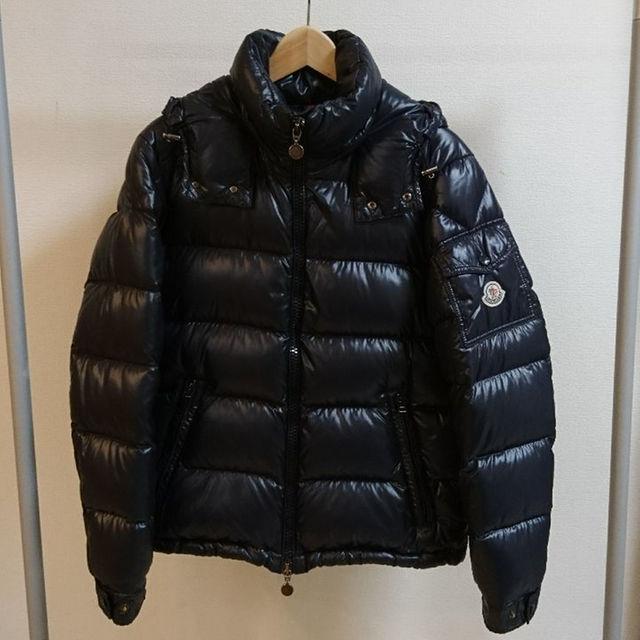 MONCLER(モンクレール)の モンクレール マヤ ネイビー【本物確認済】 メンズのジャケット/アウター(ダウンジャケット)の商品写真