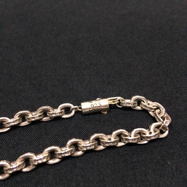 Chrome Hearts(クロムハーツ)の☆ クロムハーツ ペーパーチェーン ネックレス ☆ メンズのアクセサリー(ネックレス)の商品写真