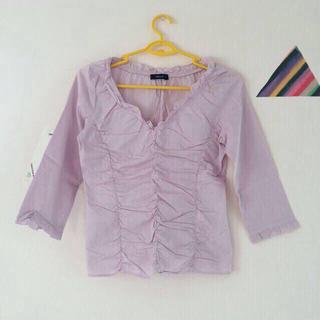 コムサイズム(COMME CA ISM)のコムサのカットソー(Tシャツ(長袖/七分))
