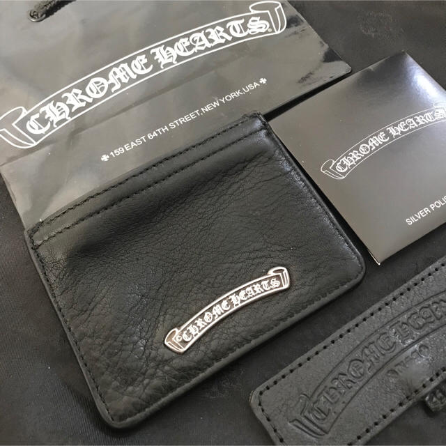 Chrome Hearts(クロムハーツ)のクロムハーツ コインケース チェンジパース メンズのファッション小物(コインケース/小銭入れ)の商品写真