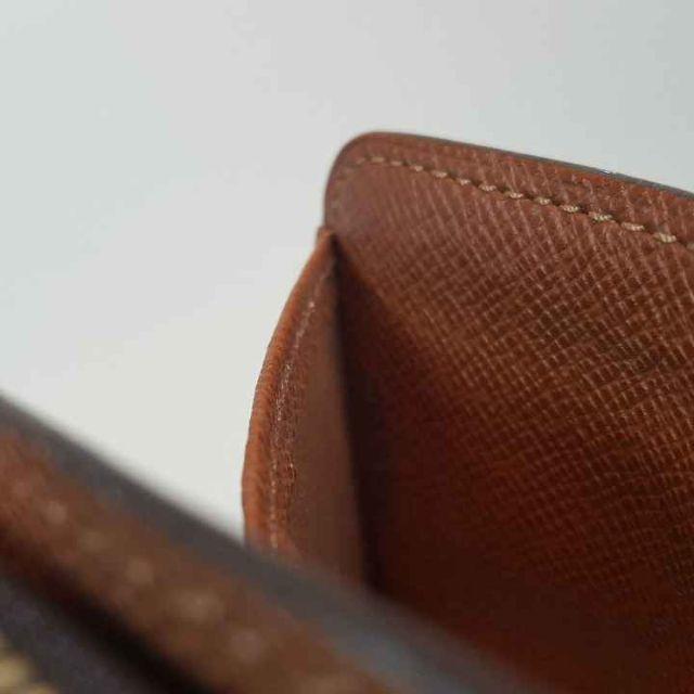 LOUIS VUITTON(ルイヴィトン)の【美品・正規品】ルイヴィトン★モノグラム★二つ折り★コメント下さい★LV-12 レディースのファッション小物(財布)の商品写真