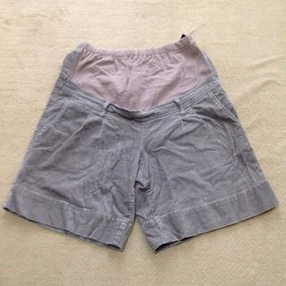 ムジルシリョウヒン(MUJI (無印良品))の妊婦服 コーデュロイパンツ(マタニティボトムス)