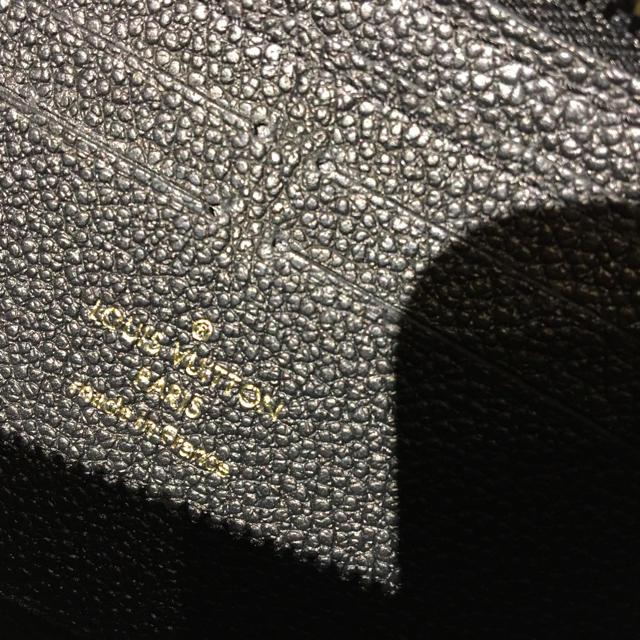LOUIS VUITTON(ルイヴィトン)のルイヴィトン アンプラント長財布 レディースのファッション小物(財布)の商品写真