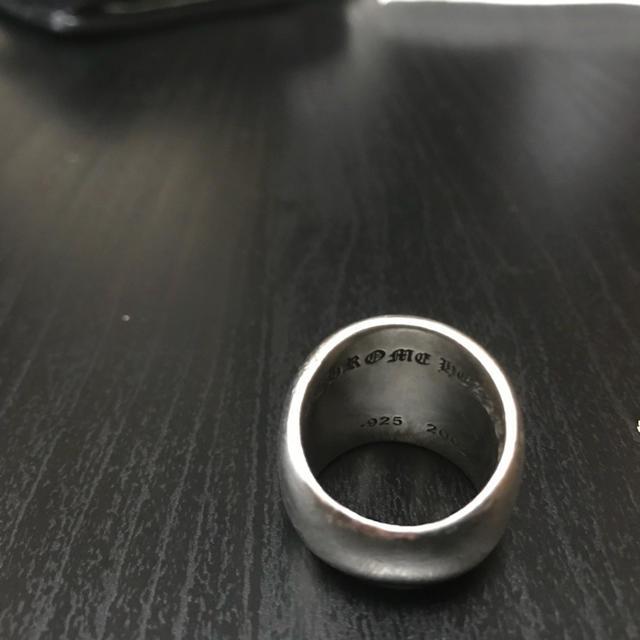 Chrome Hearts(クロムハーツ)のクロムハーツ リング 18号 メンズのアクセサリー(リング(指輪))の商品写真