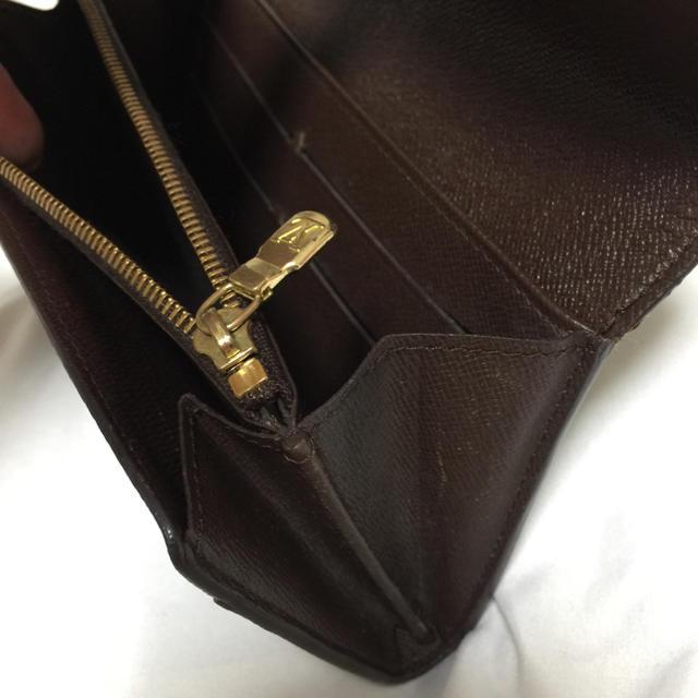 LOUIS VUITTON(ルイヴィトン)のルイヴィトン 長財布 レディースのファッション小物(財布)の商品写真