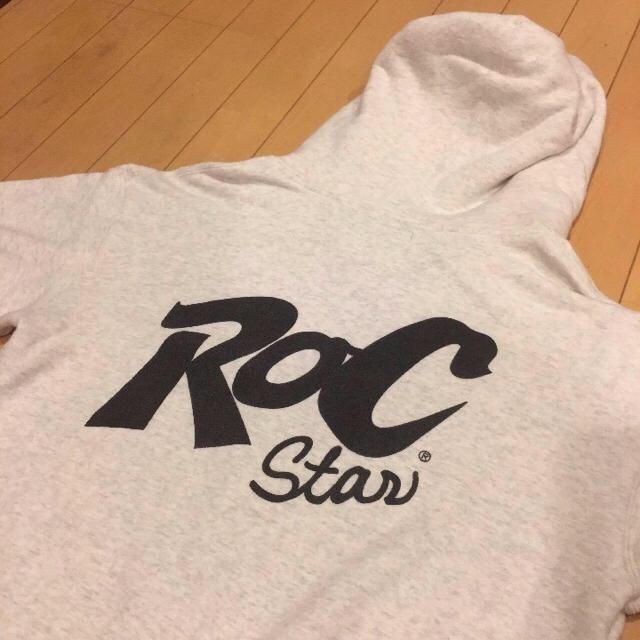Supreme(シュプリーム)のROC STAR ロックスター ジップパーカー メンズのトップス(パーカー)の商品写真