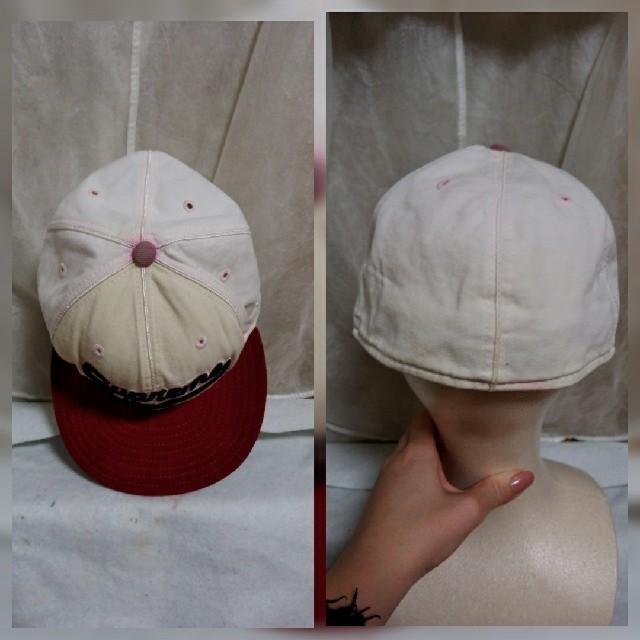 Supreme(シュプリーム)の※ジャンク品「シュプリーム」キャップ メンズの帽子(キャップ)の商品写真