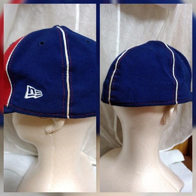 Supreme(シュプリーム)の※ジャンク品「ニューエラ×シュプリーム」キャップ メンズの帽子(キャップ)の商品写真