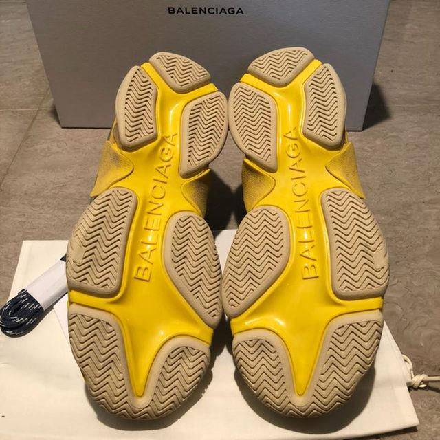 Balenciaga(バレンシアガ)の1/9リストック!BALENCIAGA triple s 43 DSMもあります メンズの靴/シューズ(スニーカー)の商品写真