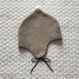 ミナペルホネン(mina perhonen)のマキエ(帽子)