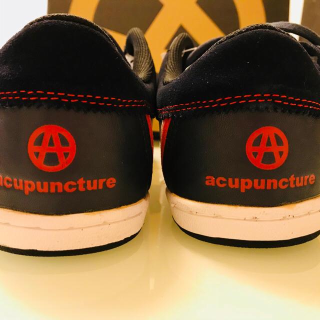 【新品】28.0センチ 軽い! Acupunctureスニーカー 希少品 メンズの靴/シューズ(スニーカー)の商品写真