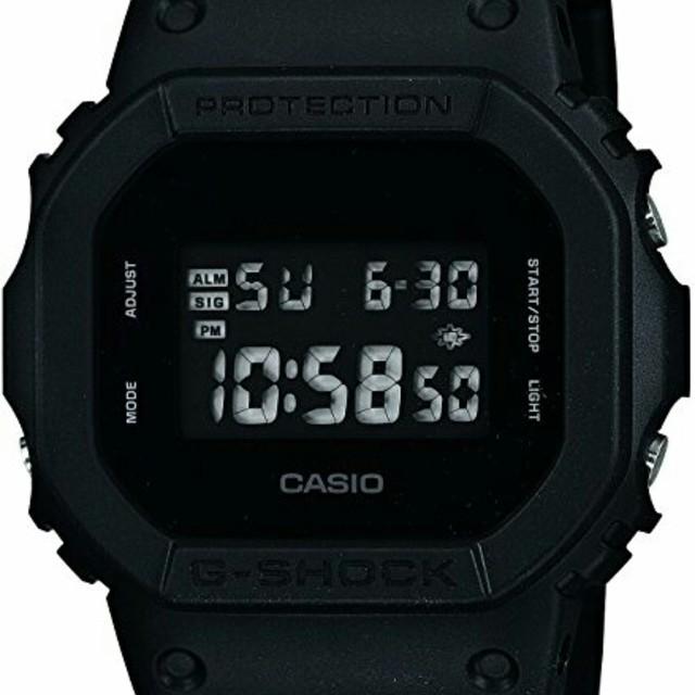 olores ソリッドカラーズ 【数量限定】 DW-5600BB-1JF メンズ メンズの時計(腕時計(デジタル))の商品写真