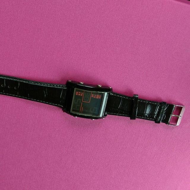 バウンサー メンズ腕時計☆ベルト新品未使用 メンズの時計(その他)の商品写真