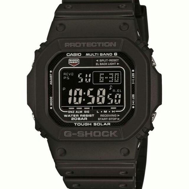 カシオ CASIO 腕時計 GW-M5610-1BJF メンズの時計(腕時計(デジタル))の商品写真