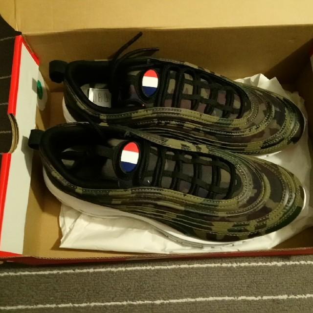 NIKE(ナイキ)のnike airmax country camo france 27センチ メンズの靴/シューズ(スニーカー)の商品写真
