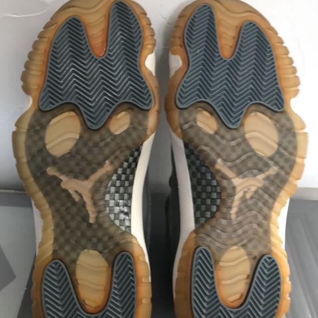 NIKE(ナイキ)のAIR JORDAN 11 cool gray メンズの靴/シューズ(スニーカー)の商品写真