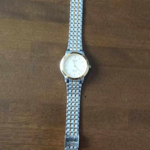 【値下げ】メンズアナログ腕時計 メンズの時計(その他)の商品写真