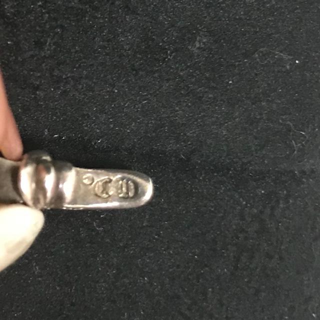 Chrome Hearts(クロムハーツ)のクロムハーツ     ダイヤ  22K バラ売り可 メンズのアクセサリー(ネックレス)の商品写真