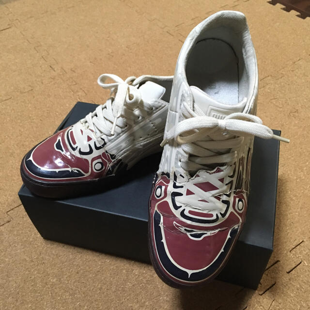 MIHARAYASUHIRO(ミハラヤスヒロ)のミハラヤスヒロ スニーカー MY-70 27cm MIHARAYASUHIRO メンズの靴/シューズ(スニーカー)の商品写真