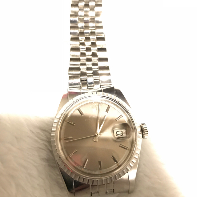 ROLEX(ロレックス)の鑑定済❗️美品Rolexデイトジャスト[1603] メンズの時計(腕時計(アナログ))の商品写真