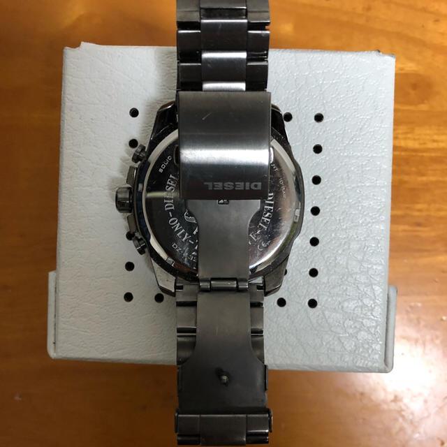 DIESEL(ディーゼル)の美品!ディーゼル DIESEL クオーツ メンズ クロノ 腕時計 DZ4290 メンズの時計(腕時計(アナログ))の商品写真