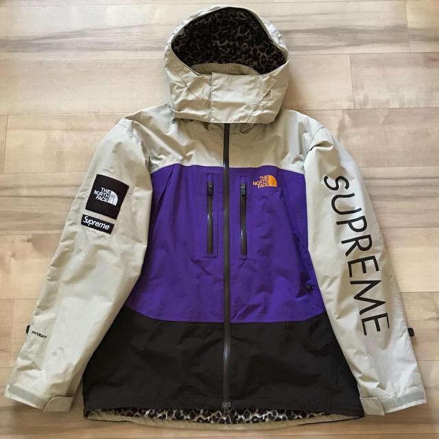 Supreme(シュプリーム)の¥550,000  Lサイズ  1st MountainGuide Jacket メンズのジャケット/アウター(マウンテンパーカー)の商品写真