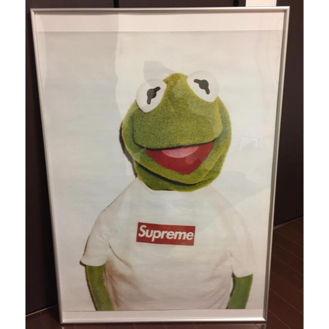Supreme(シュプリーム)のsupreme ポスター メンズのファッション小物(その他)の商品写真