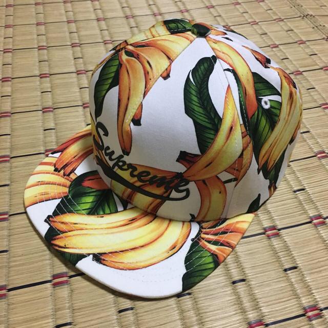 Supreme(シュプリーム)のSupreme'Banana 5-Panel'バナナ キャップ シュプ 16ss メンズの帽子(キャップ)の商品写真