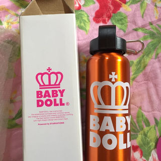 BABY DOLL アルミボトル(旅行用品)